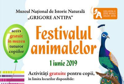 1 iunie la Muzeul Antipa - RevistaMargot.ro