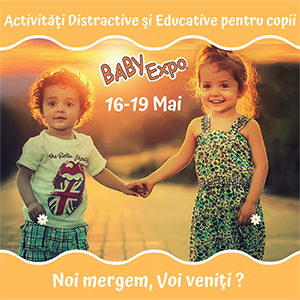 Activități educative și distractive la Baby Expo - RevistaMargot.ro