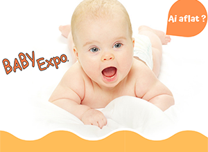 BABY EXPO - Ediția 52 de Primăvară! - RevistaMargot.ro