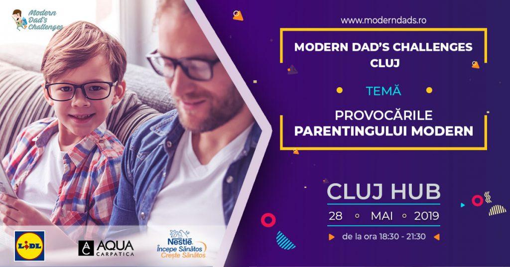 """MDC """"Rolul tatălui și provocările parenting-ului modern"""" - RevistaMargot.ro"""