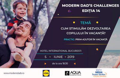 Modern Dad's Challenges - RevistaMargot.ro