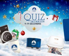 Quiz de Crăciun de la Paramount Channel