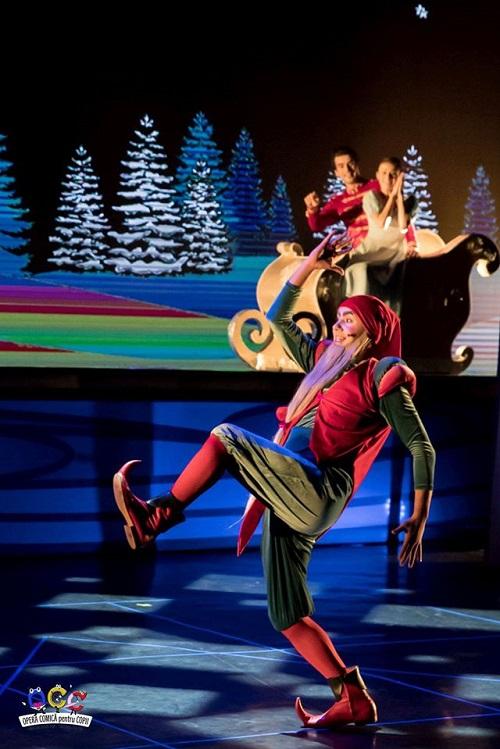 Spărgătorul de Nuci Opera Comică pentru Copii