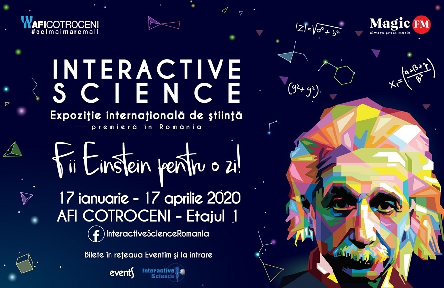 Concurs Interactive Science